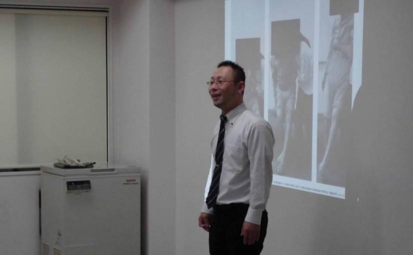 PT大沼俊博の臨床家ノート 姿勢・動作分析 (その1)
